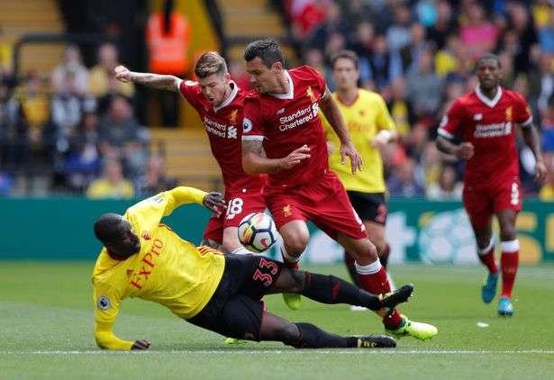 Liverpool có cơ hội vượt qua Watford