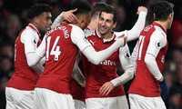 Arsenal và Atletico đều gặp những đối thủ dưới cơ ở Tứ kết Europa League