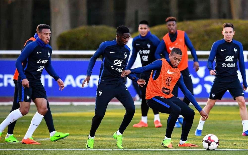 Club 8Live soi kèo Pháp vs Colombia: 3h00 ngày 24-3, Pháp chưa quên Euro 2016