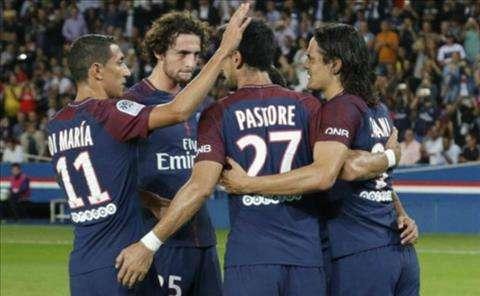 PSG luôn rất mạnh dù chơi trên sân nhà hay sân khách