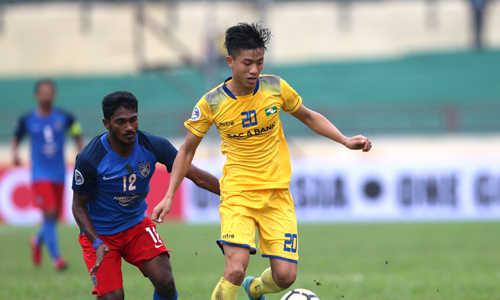 SLNA không sử dụng tuyển thủ U23 Việt Nam ở AFC Cup