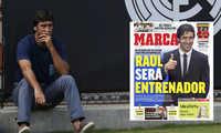 Raul Gonzalez chuẩn bị dẫn dắt đội trẻ Real Madrid