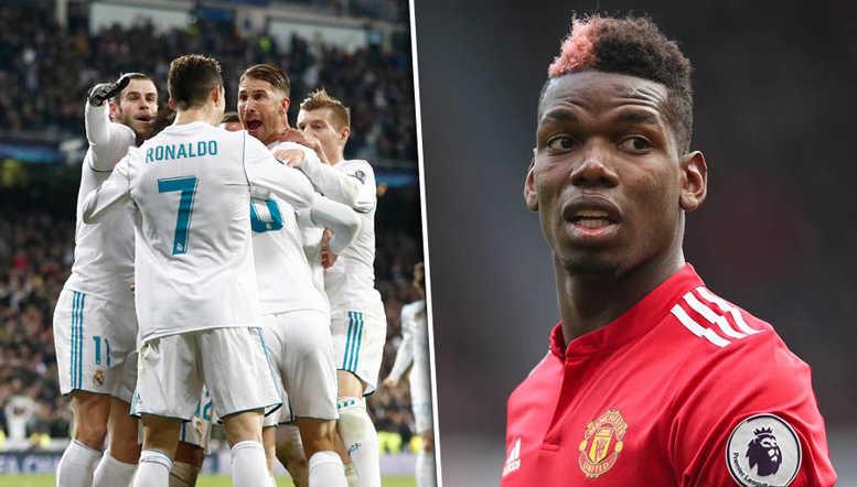 "Real ""ám ảnh"" mua Pogba, Chelsea tính thay Courtois bằng Donnarumma"