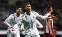 Ronaldo chói sáng, Real đại thắng vòng 29 La Liga