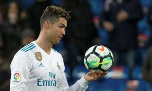 Ronaldo nghỉ thi đấu ở La Liga, giữ sức trước đại chiến với Juventus
