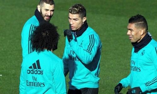 Ronaldo muốn Real nâng cấp đội hình trong hè 2018.