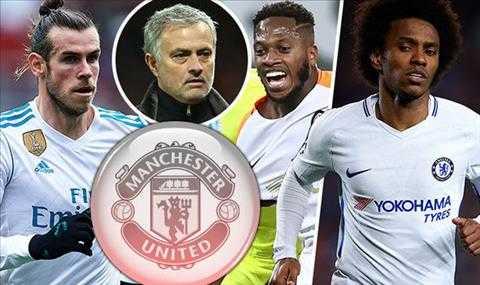 'Soi' 5 tân binh Mourinho muốn chiêu mộ trong Hè 2018