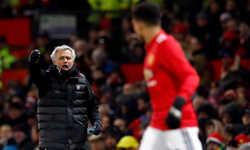 Mourinho: 'Cầu thủ MU thiếu cá tính và đẳng cấp'