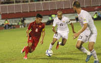 Xác định cầu thủ mang băng đội trưởng đội tuyển Việt Nam