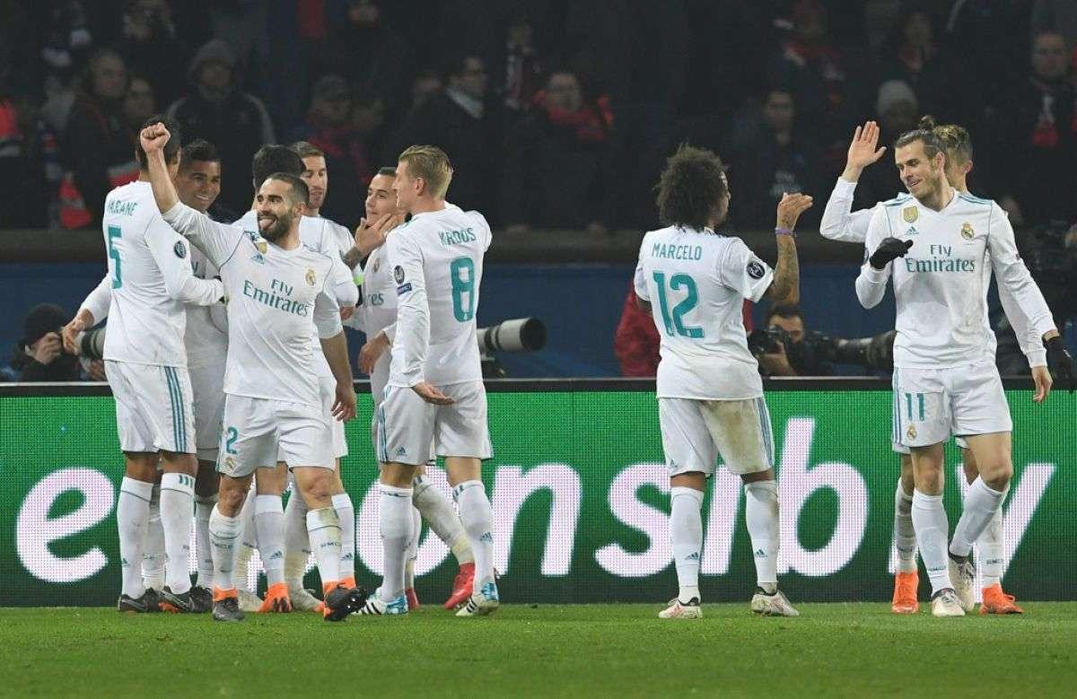 Real cần phải đem tinh thần ở Champions League vào La Liga