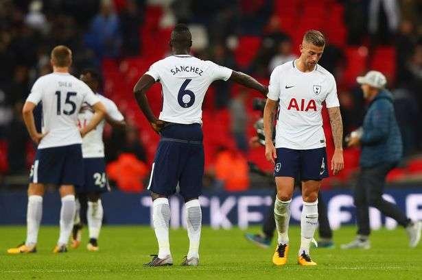 Tottenham vừa bị loại khỏi Champions League