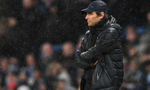 Conte: 'Chiến thuật của tôi trước Man City là đúng'