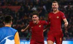 Roma lội ngược dòng vào tứ kết Champions League nhờ đòn chí mạng của Dzeko
