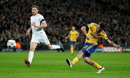 Juventus ngược dòng ngoạn mục đánh gục Tottenham