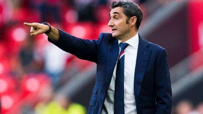 HLV Valverde đang rất thành công với Barca dù cho không phải lúc nào ông cũng cho đội bóng xứ Catalunya chơi theo truyền thống của mình