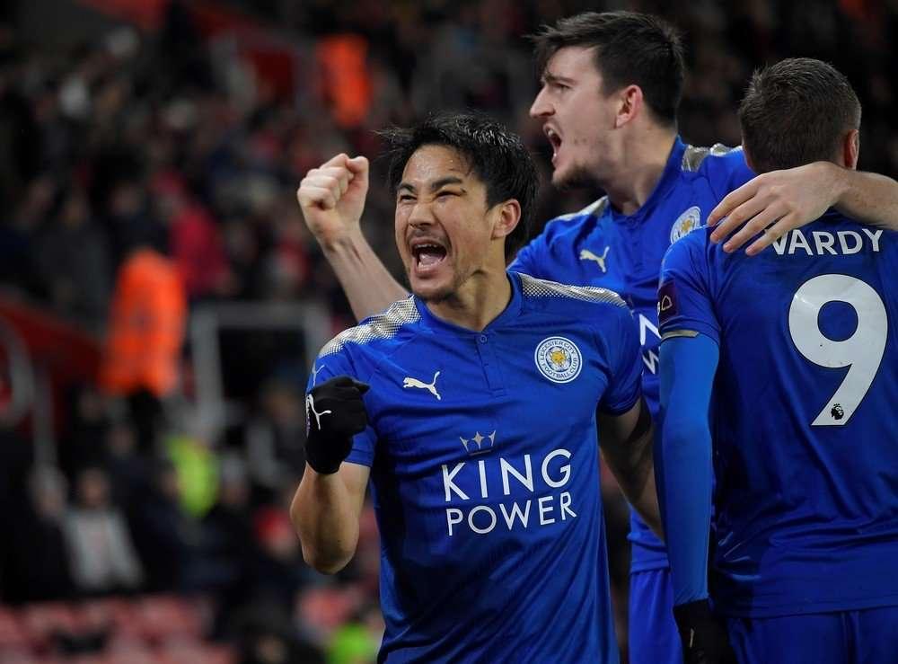 Leicester đang có phong độ khá tốt