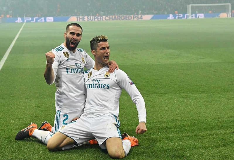 Zidane khen các học trò lên tận mây xanh sau chiến thắng trước PSG