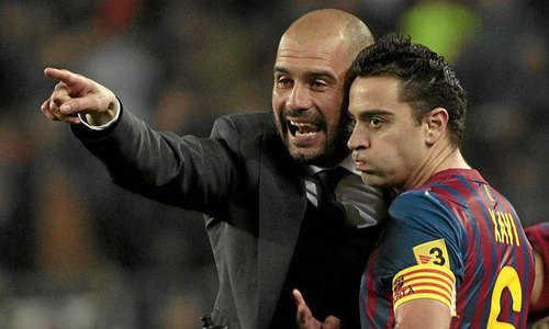 Xavi tiết lộ bí quyết thành công trong lối chơi của Pep Guardiola