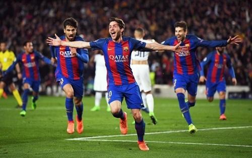 Barca ngược dòng trước PSG dù thua 0-4 ở lượt đi.