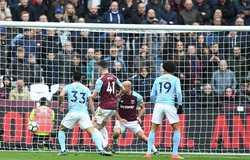 Đè bẹp West Ham, Man City sắp xô đổ các kỷ lục
