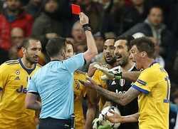 Thẻ đỏ oan nghiệt phút bù giờ, Juvetus gục ngã trước Real Madrid