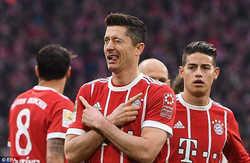 Bayern Munich hủy diệt Dortmund với tỷ số không tưởng