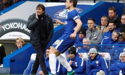 Conte: 'Chelsea không còn khả năng chen chân top 4'