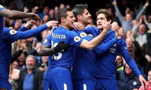 Cầu thủ Chelsea sẽ không bị trừ lương nếu tuột vé dự Champions League