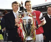 Nhiều huyền thoại bóng đá bất ngờ khi Wenger nói lời chia tay với Arsenal