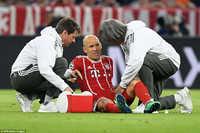 Bayern gặp họa sau trận thua trước Real