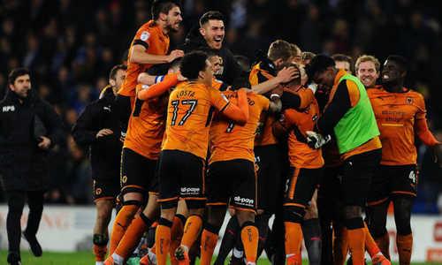 Wolverhampton là tân binh đầu tiên của Premier League mùa giải sau