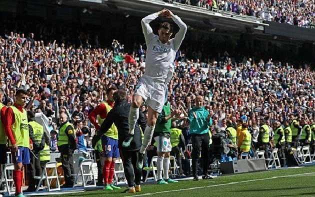 Ronaldo ghi bàn, Real vẫn bị Atletico cầm hòa
