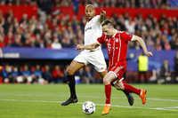 Ngược dòng thành công, Bayern có lợi thế lượt về trước Sevilla
