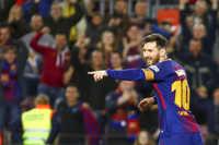 """Messi dẫn đầu danh sách cuộc đua """"Chiếc Giày Vàng Châu Âu"""""""