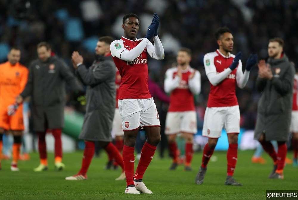 Arsenal đang bị top 4 bỏ xa