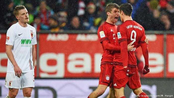 Nhận định Augsburg vs Bayern Munich, 20h30 ngày 07/04: Vua Bavaria xưng vương nước Đức