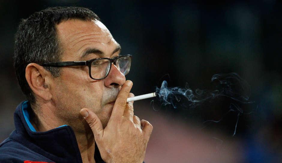 Sarri đang giúp Napoli hát những bản tình ca ở Serie A