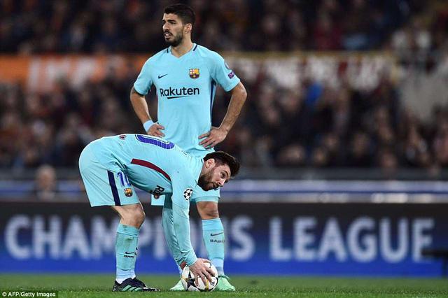 Báo chí xứ Catalonia thất vọng với màn trình diễn tệ hại của Barcelona