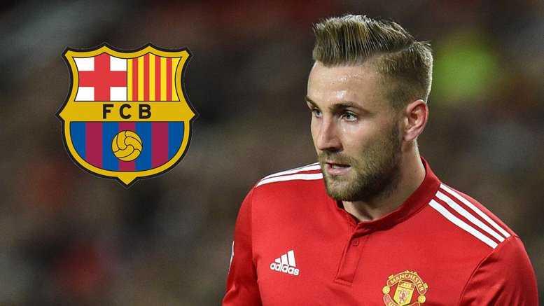 Barca đàm phán lấy Luke Shaw, Salah sẽ khoác áo số 11 nếu sang Real