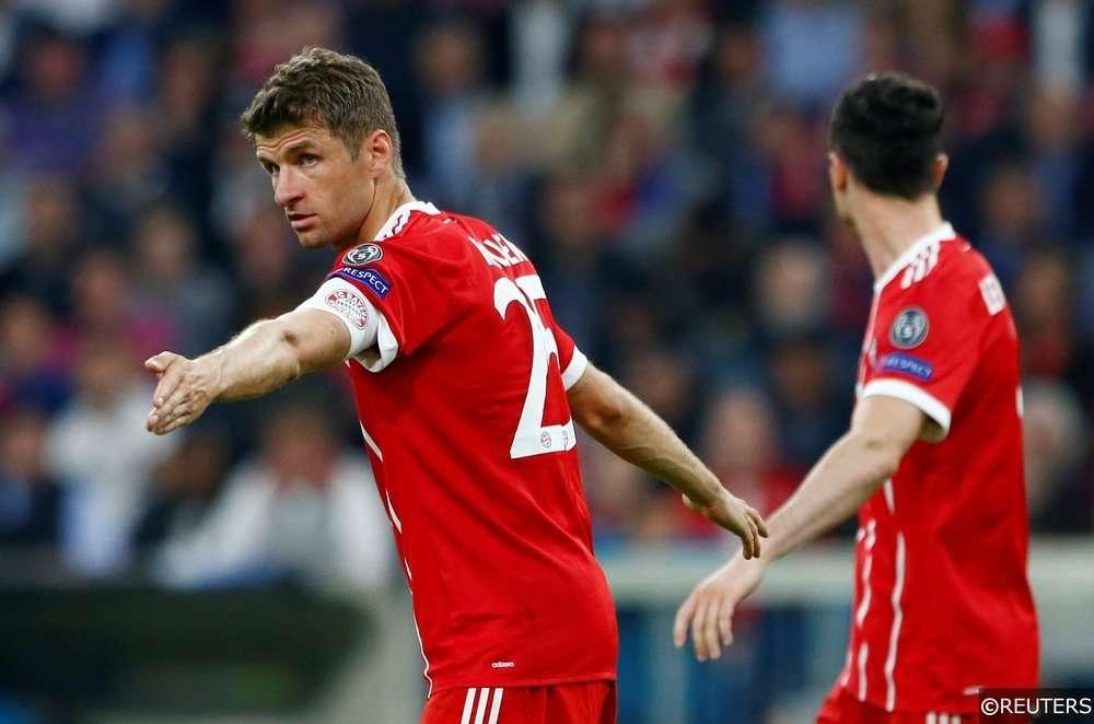Bayern Munich đã phung phí nhiều cơ hội ở lượt đi