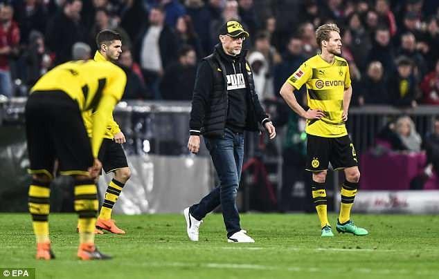 Dortmund chơi tệ đến không ngờ
