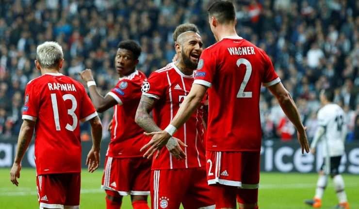 Bayern Munich được đánh giá cao hơn