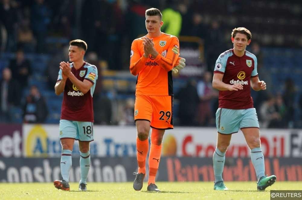 Burnley chơi tốt ở sân nhà