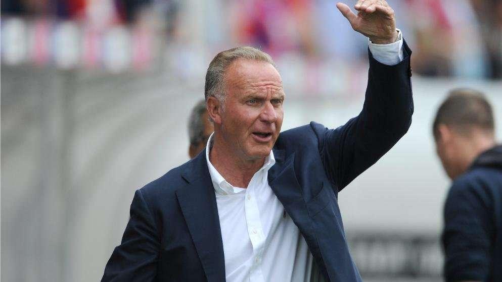 Rummenigge nói rằng chỉ có Bayern của ông vào lúc này mới có thể đánh bại được Real
