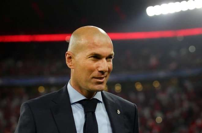 Real đã để lại được những dấu ấn chiến thuật của mình trong trận đấu với Bayern