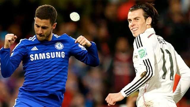 Hazard chỉ đến Real khi Bale ra đi