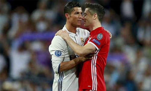 Ronaldo và Lewandowski có thể là đồng đội từ mùa giải sau