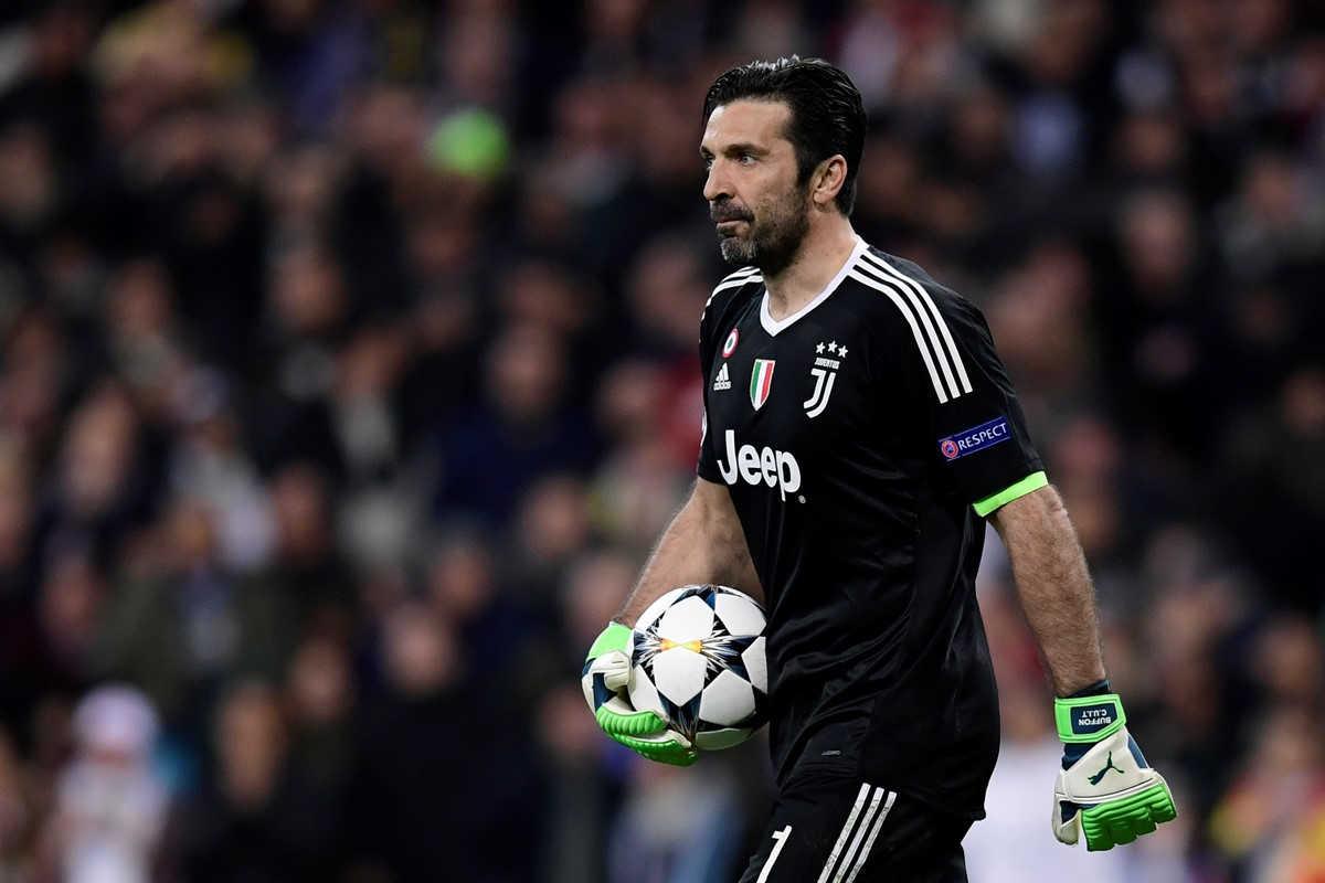 Dư âm trận Real Madrid 1-3 Juventus: Đừng khóc Buffon!