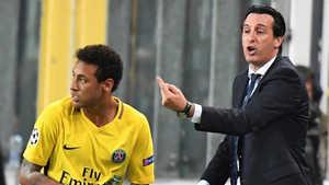 Unai Emery chia tay ở PSG