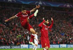 Siêu nhân Salah bùng nổ, Liverpool có lợi thế lớn trước trận lượt về trên đất Ý